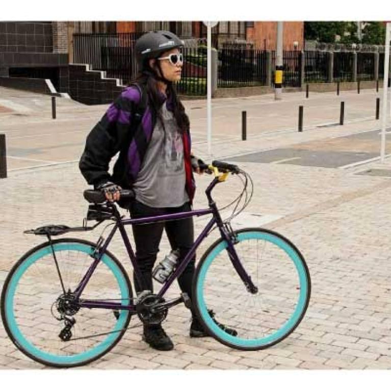 ¿Talla de bicicleta? Cuál es el tamaño adecuado del marco y altura del sillín