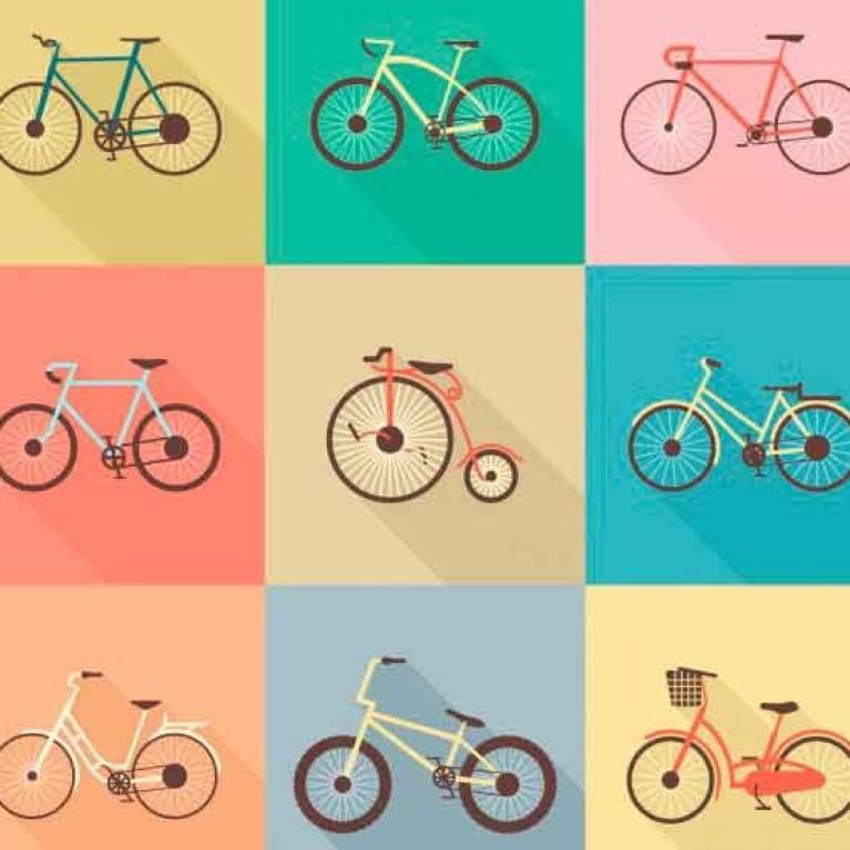 Tipos de bicicleta urbana: una gran variedad para escoger