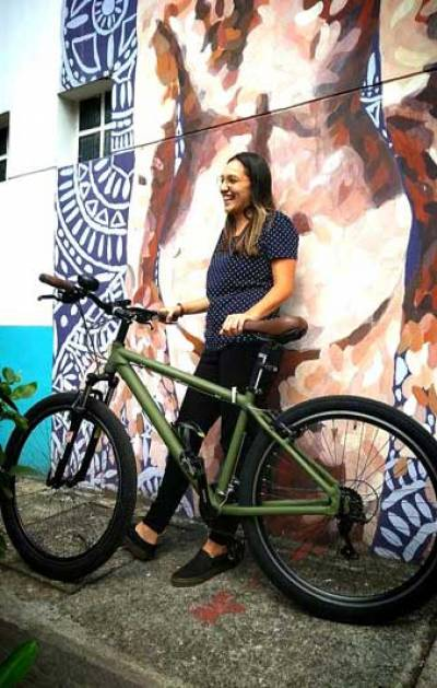 ciclista-urbana